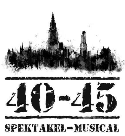 Logo wit spektakel-musical 40-45