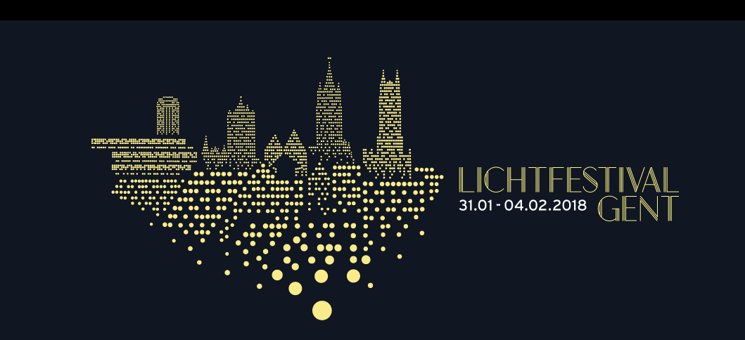 Lichtfestival Gent van woensdag 31 januari tot en met zondag 4 februari 2018. vip arrangement