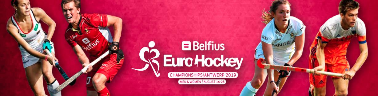 BELFIUS EUROHOCKEY CHAMPIONSHIPS 2019 VIP ARRANGEMENTEN