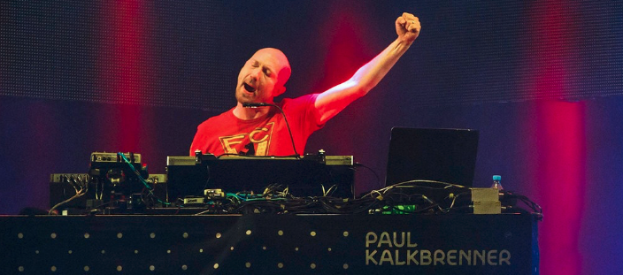 Paul Kalkbrenner vip arrangement