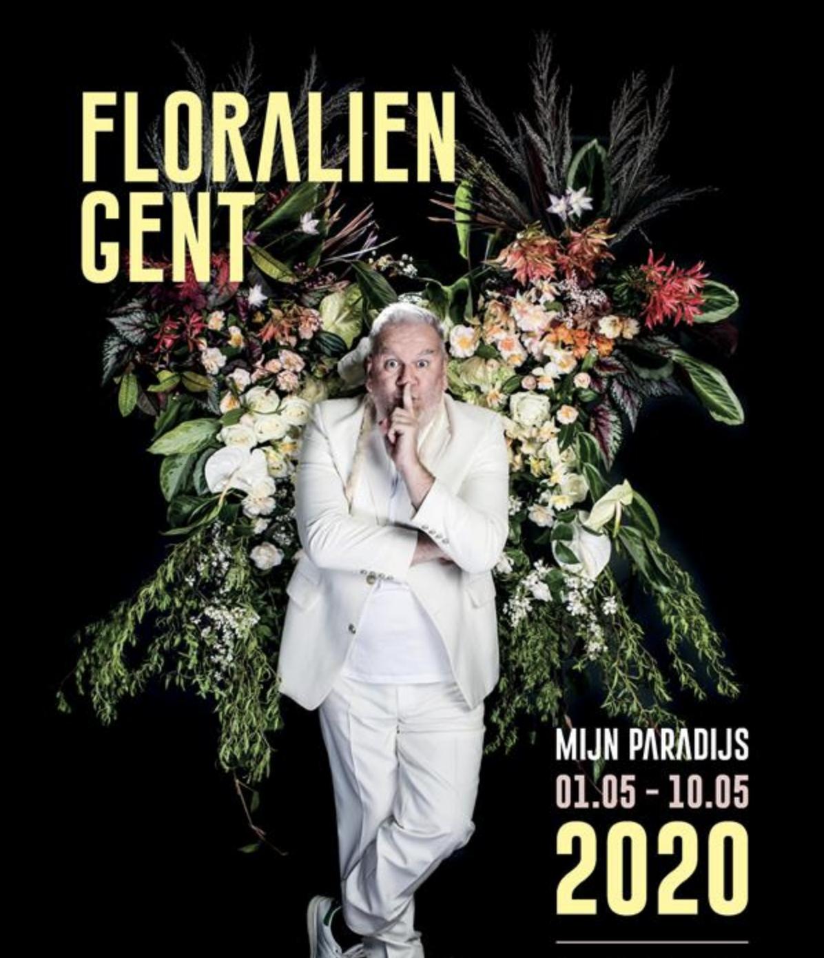 Gentse floraliën vip arrangementen