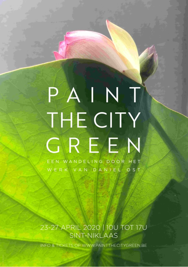 Paint-the-city-green. vip arrangement hospitality